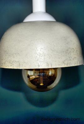 Betonmöbel, Betonlampe, Accessoires aus Beton